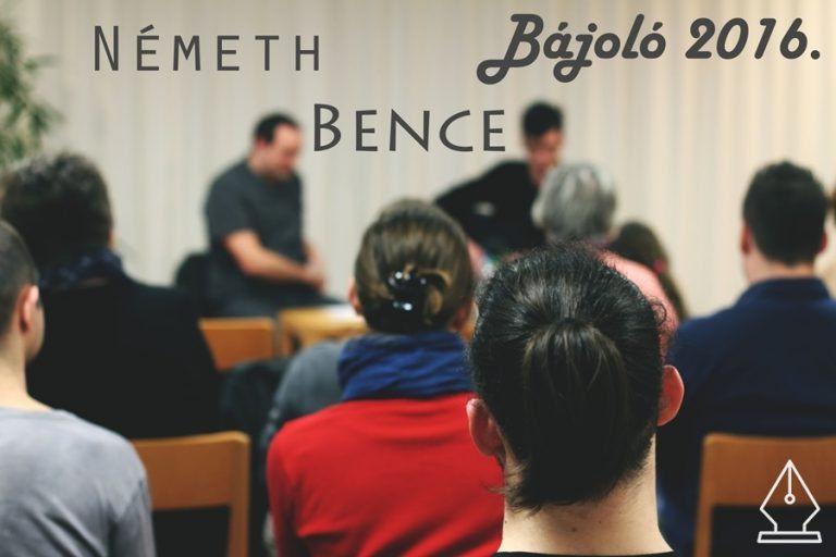 Kerthelyiségből színpadra – Bájoló Németh Bencével