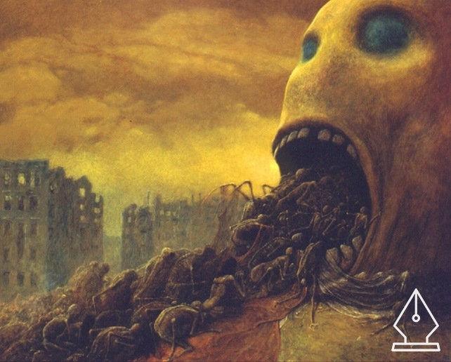 Jövőnk a képeken – Zdzisław Beksiński, a 20. század Nostradamusa