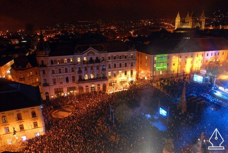 Éjjel a városban 5. – Célkeresztben Pécs