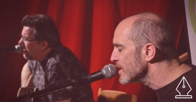 Két férfi, egy eset – Szerda esti akusztik Lecsóval és Molnár Balázzsal