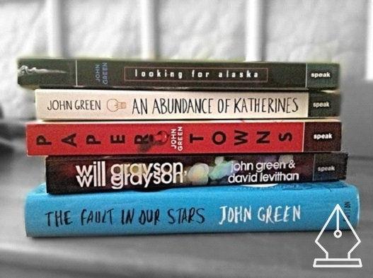 """""""– Az összes könyvet elolvastad a szobádban?"""" – felnevetett. Ismerjétek meg John Greent!"""