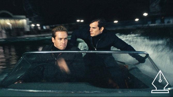 Könnyed kémvígjáték á la Guy Ritchie –  Az U.N.C.L.E. embere