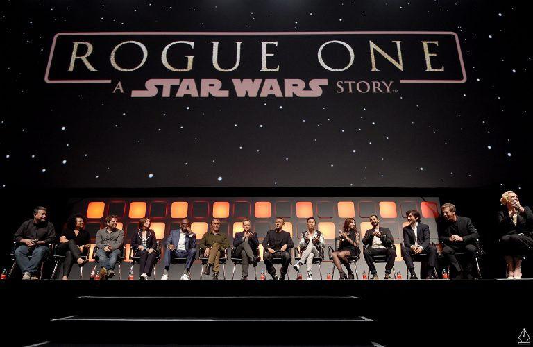 Amit eddig tudni lehet a Star Wars: Rogue One-ról