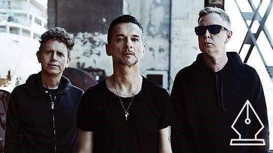 A Depeche Mode legújabb hullámait már látni