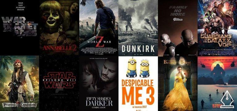 Hamarosan a filmvásznon… 2017 legnagyobb filmreménységei