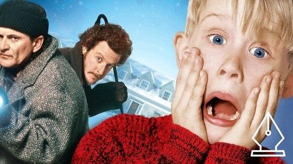 Ha karácsony, akkor Reszkessetek, betörők!