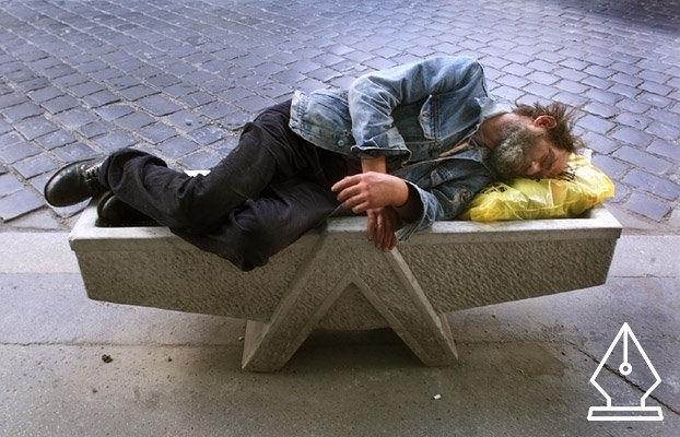 """""""Nekem csak egy célom van, hogy ne legyek tovább hajléktalan!"""" – a zalaegerszegi hajléktalanszállón jártunk"""