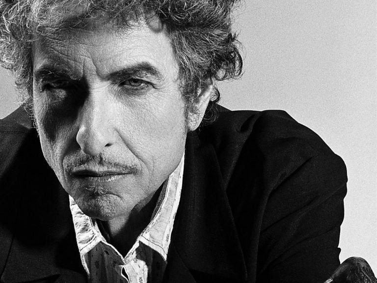 Bob Dylan 76!