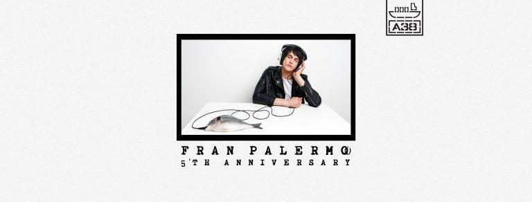 Fran Palermo születésnapi koncert az A38 hajón – beszámoló
