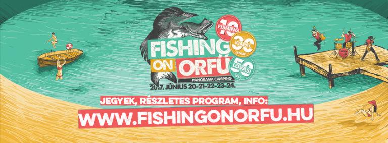 """Fishing on Orfű – Lovasi """"gyereke"""" tíz éves, Lovasi ötven lesz"""