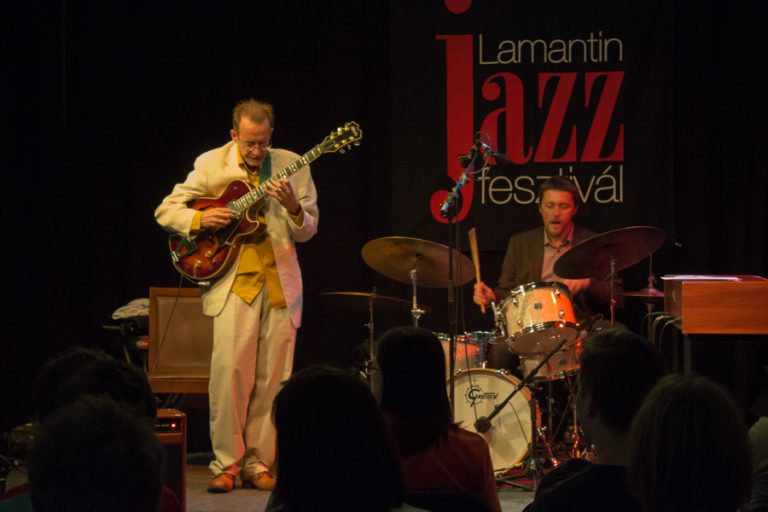 Ilyen volt a 18. Lamantin Jazz Festival Szombathelyen