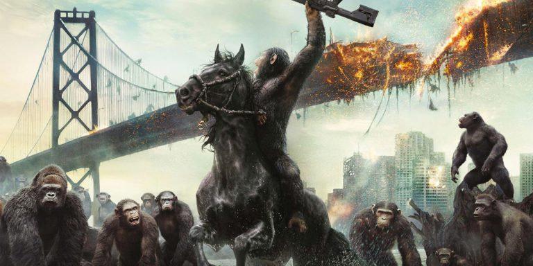 Közeleg A majmok bolygója – Háború