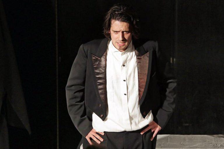 Interjú Szép Dániellel, Körmend egyik színész-nagyágyújával