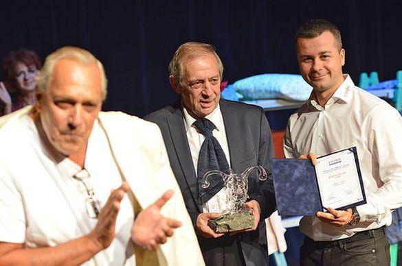 Életmű-díjat kapott Jordán Tamás