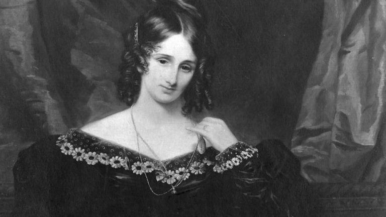 220 éve született Frankenstein megalkotója, Mary Wollstonecraft Shelley
