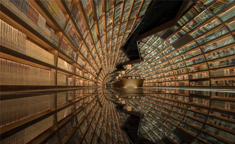 5 könyvesbolt a nagyvilágból, amely megérne egy utat