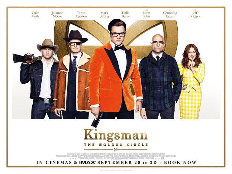 Jobb lett, mint az első? Kingsman – Az Aranykör kritika