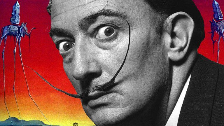 Salvador Dalí, a polihisztor – Négy érdekes tény a világhírű művészről