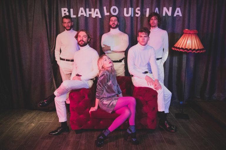 Blahalouisiana új lemeze: Alagutak, fények, nagymamád jegenyéi, 11.03. lemezbemutató