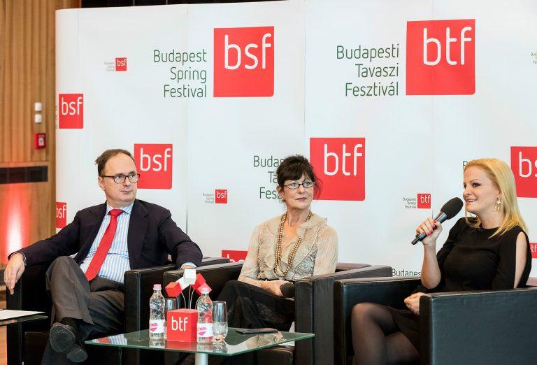 Bemutatók, különleges produkciók és világsztárok a 38. Budapesti Tavaszi Fesztiválon!
