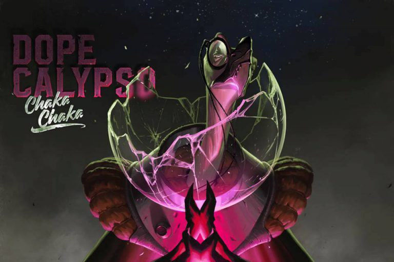 Chaka lazaság – a Dope Calypso új albuma