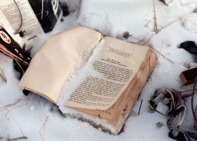 """""""Mint befagyott tenger, olyan a sík határ"""" – Tél az irodalomban"""
