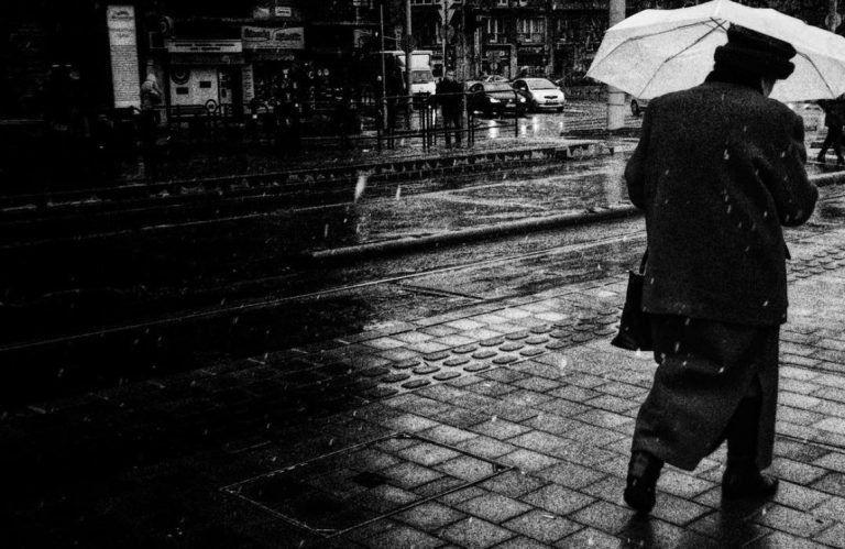 Budapest fekete-fehérben – Sikolya Rudolf fotói