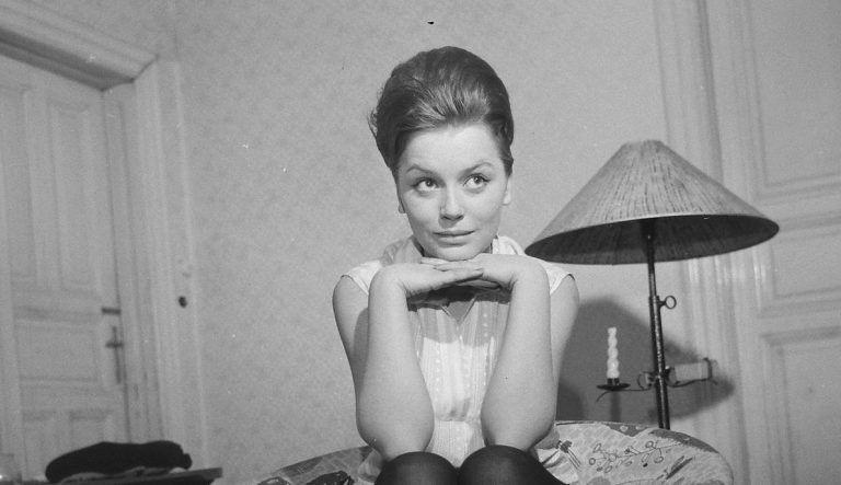 75 éves Moór Marianna, a magyar filmipar ékköve