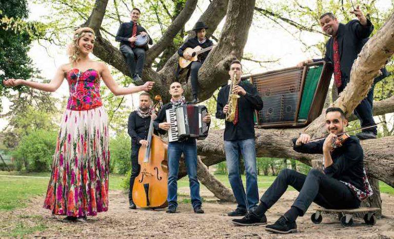 Új lemezzel jön a Cimbaliband – Balkan Projekt lemezbemutató