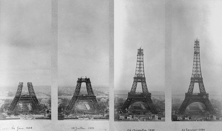 Szülinapos az Eiffel-torony!