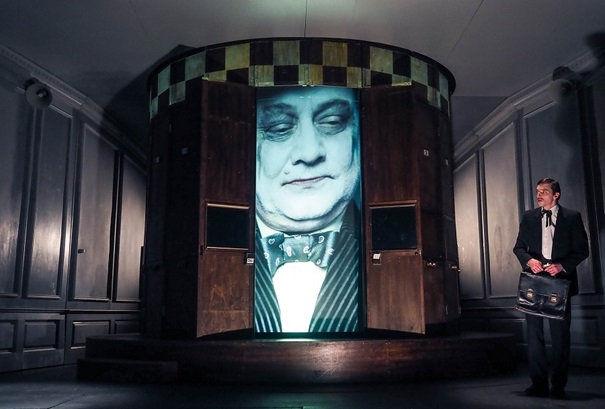 Gregor Samsa bogárrá lesz – Átváltozás az Örkényben