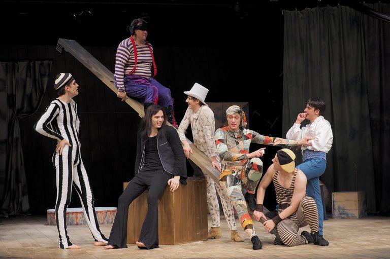 Minden jó lett volna, ha a vége jó – Cirkusz a Katonában