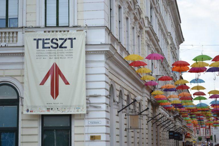 Szivárványba öltözött ég alatt – Összefoglaló a Temesvári Eurorégiós Színházi Találkozóról