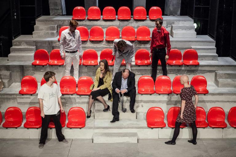 Valami Hamlet – Szemle az Örkény Színházból
