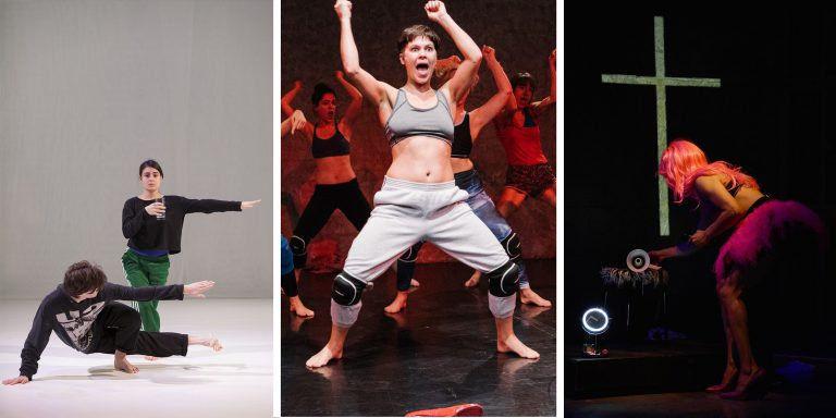 Előadás a narancsról, Coming Out, Queendom – Beszámoló a Temesvári Eurorégiós Színházi Találkozóról