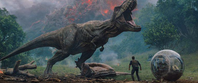 Az egykor félelmetes dinoszauruszoknak leáldozott- Jurassic World: Bukott birodalom kritika
