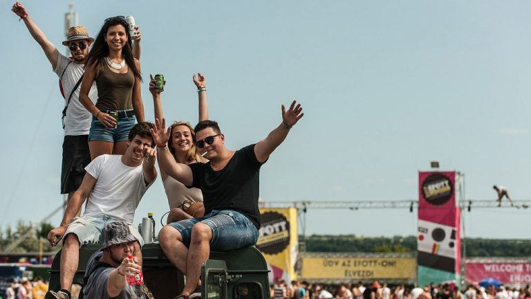 20 hektáron, több mint 100 fellépővel, 200 programmal 125 ezer embert vár az idei EFOTT