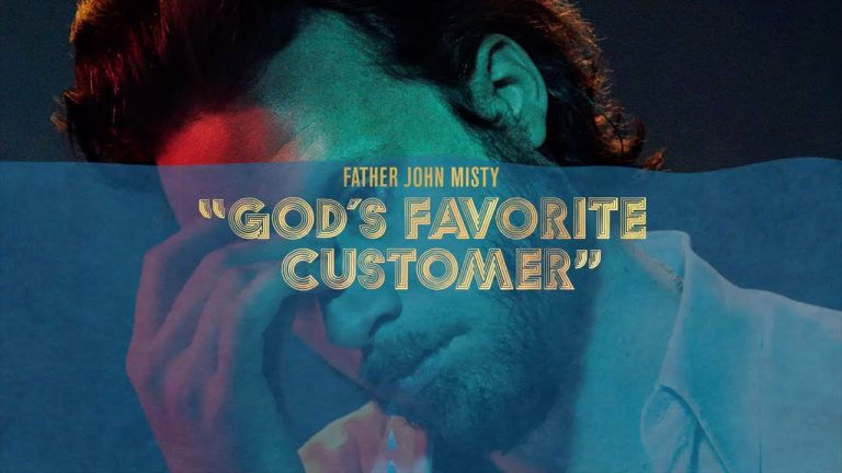 Isten kedvenc pózere – Father John Misty: God's Favorite Customer albumkritika