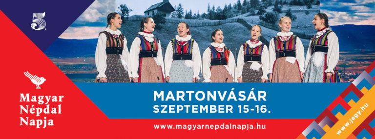 Közeleg az 5. Magyar Népdal Napja