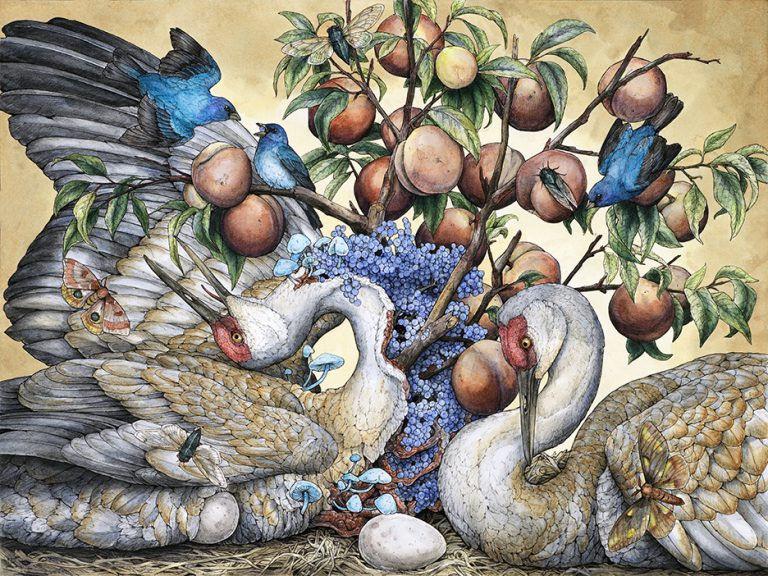 Döghús és halál – Lauren Marx alkotásai