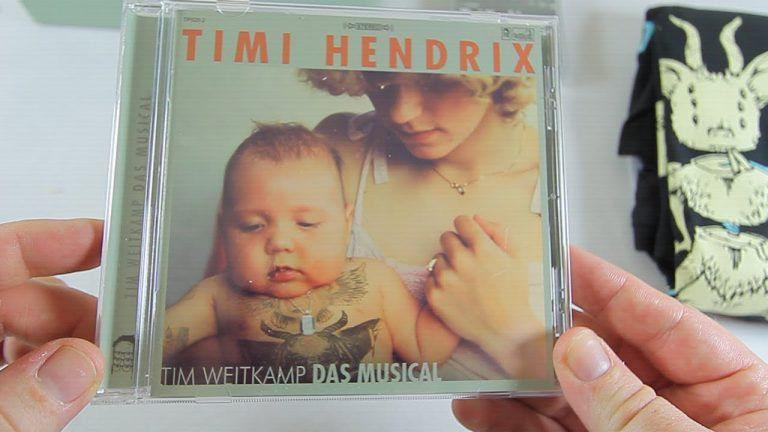Szubkult drogprevenciós hullámzás – Timi Hendrix albumkritika