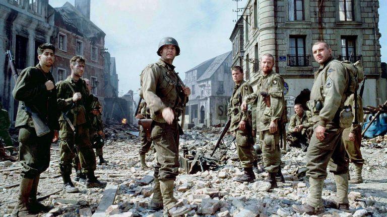 """""""War never changes"""" – Ryan közlegény megmentése és Harag"""