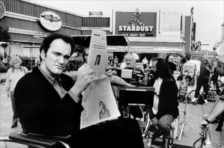 Alkotó a sorok között – Quentin Tarantino