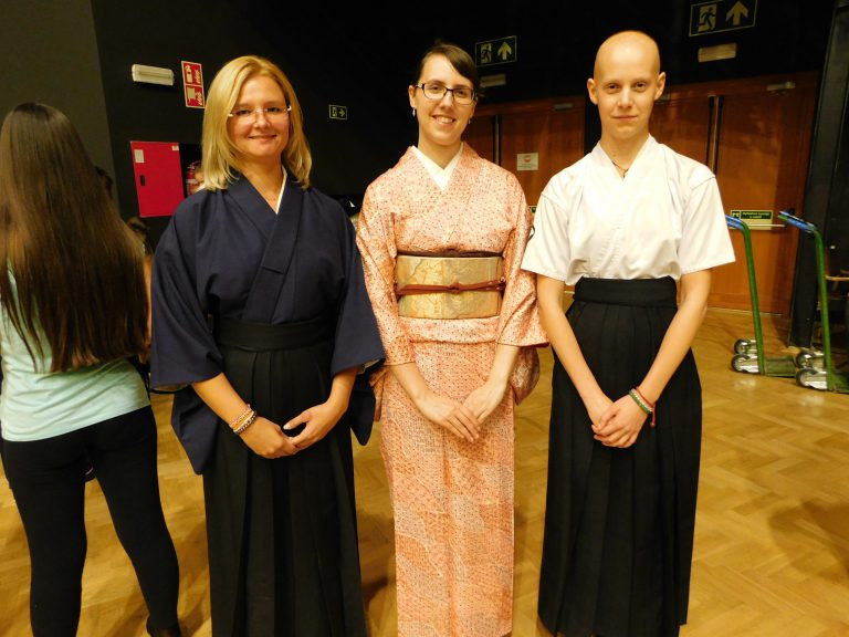 Eggyé válva a kimonóval – Japán Nap a szombathelyi Sportházban