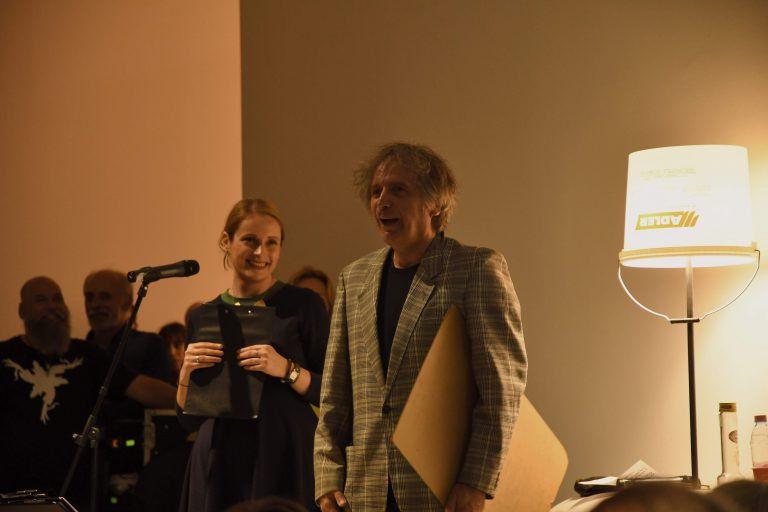 Dolák-Saly Róbert rendhagyó tárlatvezetése a Ludwig Múzeumban