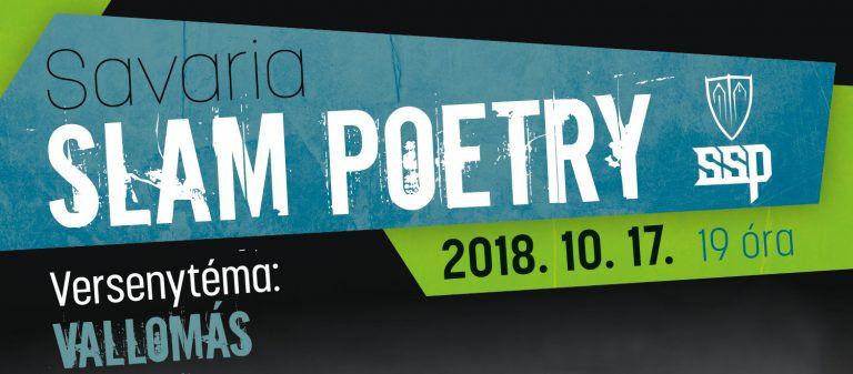 Szelfizz a páros belépőért! – Játék a Savaria Slam Poetry csapatával