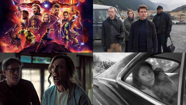 Ilyen volt 2018-ban a filmvilág