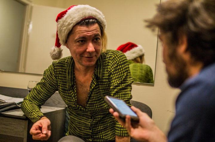 """""""Tele van zenével és logisztikával"""" – Beck Zoli karácsonyi interjú"""
