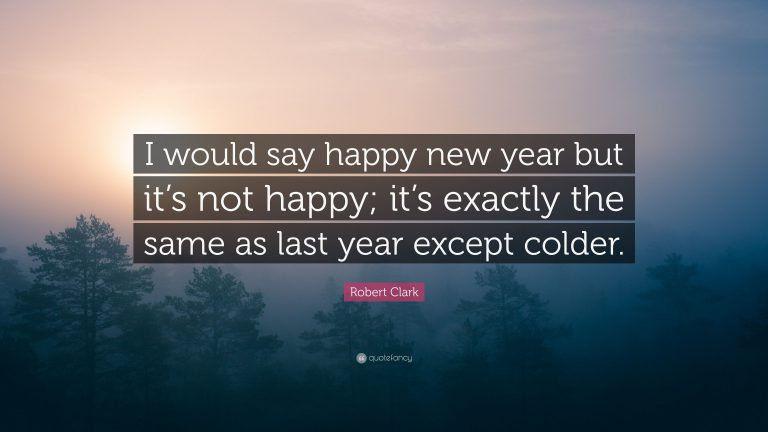 #áthatás – Boldog új évet? Köszönöm, nem kérem!