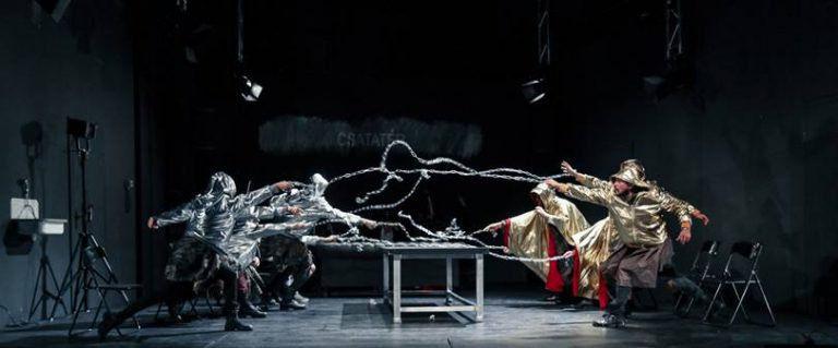 A színház iskolája – Shakespeare konferencia az Örkényben